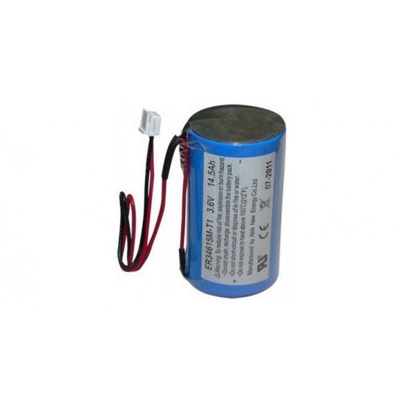 Vezeték nélküli kültéri hang-fényjelző akkumulátor (WT4911BATAM)