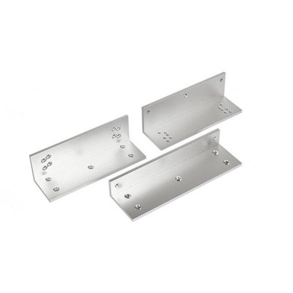 ^Z-L^ konzol szett ZOA-500 síkmágneshez, L: 267x76mm, Z: 185x60mm, erős alumíniumból (ZOA-500ZL)