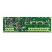 8 vezetékes zónás, buszos bőv. Modul SPECTRA központokhoz. (ZX8SP)