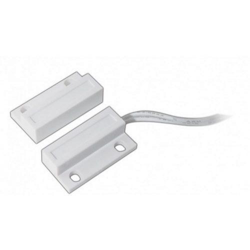 Öntapadós vagy felületre szerelhető nyitásérzékelő, 2 vezetékes, NC-s (nyit09)