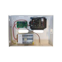 OTIC beléptető rendszer vezérlőpanel + 5AP4 tápegység + doboz akku teszt nélkül (otic-eco-dobozolt)